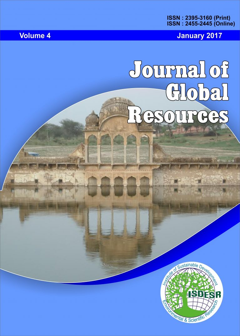 Journal of global resources